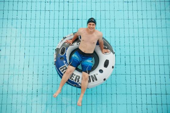Das Geibeltbad in Pirna ist auch für Sportler ein perfekter Anlaufpunkt.